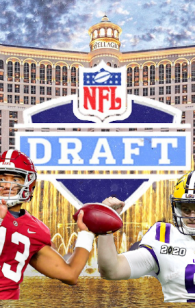 Quarterbacks in 2020 Draft Picture shows Tua and Joe Burrow